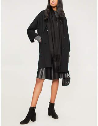 Max Mara S Avila wool coat