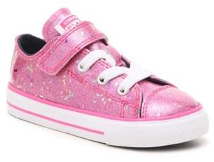 Converse Chuck Taylor All Star 1V Galaxy Glimmer Infant & Toddler Sneaker