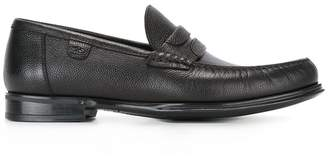 Dolce & Gabbana brushed moccasin loafers
