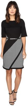 Christin Michaels Synonym Dress $98 thestylecure.com