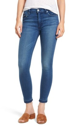 Women's Hudson Jeans Barbara High Waist Ankle Super Skinny Jeans $205 thestylecure.com