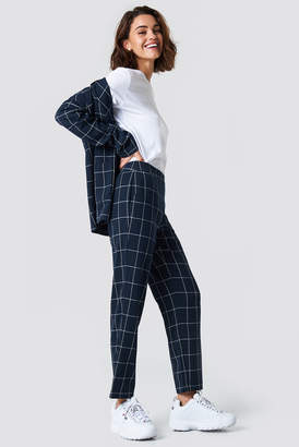 Na Kd Classic Cropped Straight Suit Pants