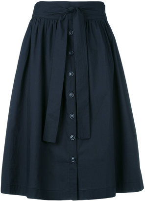 Woolrich pleated full skirt $164.62 thestylecure.com