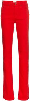 Simon Miller long slim-fit jeans