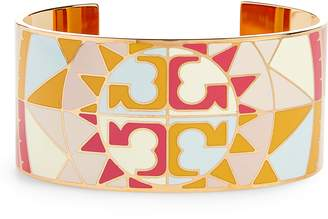 Tory Burch Constellation Enamel Cuff Bracelet