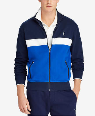 Polo Ralph Lauren Men's Interlock Track Jacket