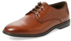 A. TestoniGlove Calf Plain Toe Derby Shoe