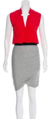 Mason Casual Knee-Length Dress