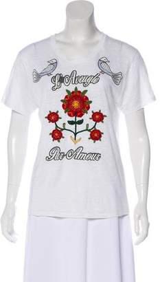 Gucci 2017 Short Sleeve T-Shirt