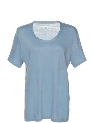 Etoile Isabel Marant Kiliann Linen T-Shirt
