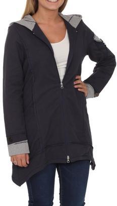 Neon Buddha Blue Gray Jacket $110.95 thestylecure.com