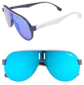 Carrera Eyewear 99mm Shield Sunglasses