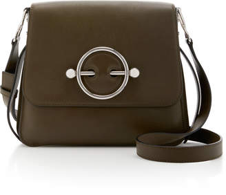 J.W.Anderson Disc Leather Shoulder Bag