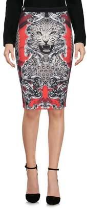 Philipp Plein Knee length skirt