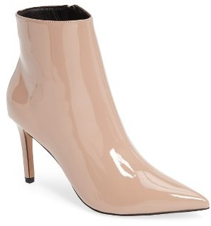 Topshop Women's Topshop Mimosa Pointy Toe Bootie