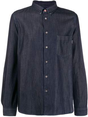 Paul Smith plain denim shirt