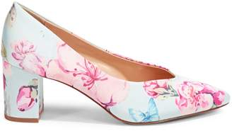 Expression Adele Point-Toe Pumps