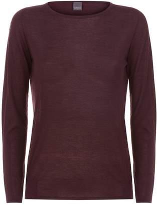 Lorena Antoniazzi Star Embellished Cashmere Sweater