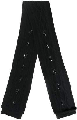 Ermanno Scervino trim detail scarf