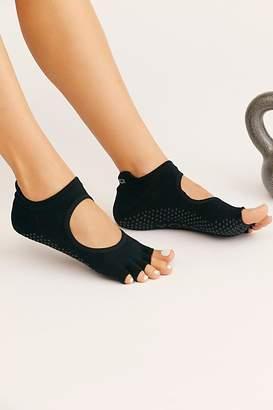 Free People Toesox Bellarina Low Rise Half Toe Grip Sock