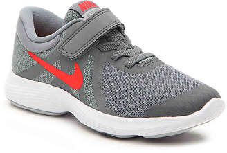 Nike Revolution 4 Toddler & Youth Running Shoe - Boy's