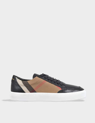 Burberry Salmond classic check sneakers