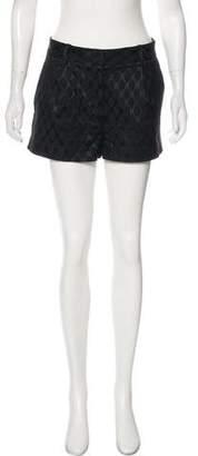Diane von Furstenberg Napels Mini Shorts