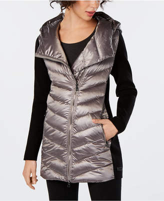 Calvin Klein Asymmetrical Puffer Jacket