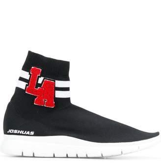 Joshua Sanders LA sock sneakers