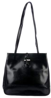 20a500603533 Pre-Owned at TheRealReal · Longchamp Leather Roseau Tote