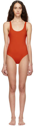 Lido Orange Sette One-Piece Swimsuit