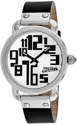 Jean Paul Gaultier Men's Index Watch