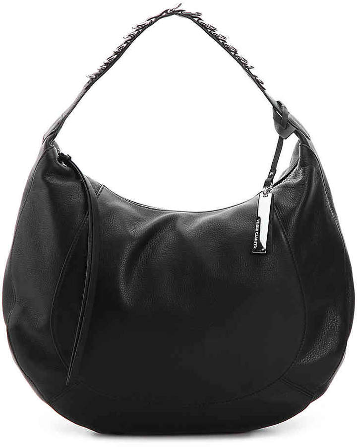 Vince Camuto Women's Cayle Leather Hobo Bag