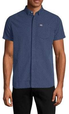 Superdry Ghost Short-Sleeve Shirt