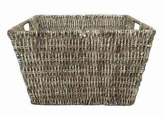 Laundry by Shelli Segal George Home Maize Laundry Hamper - Grey