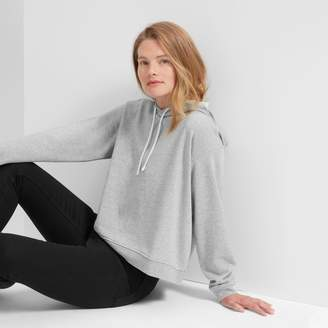 Everlane The Classic French Terry Square Hoodie
