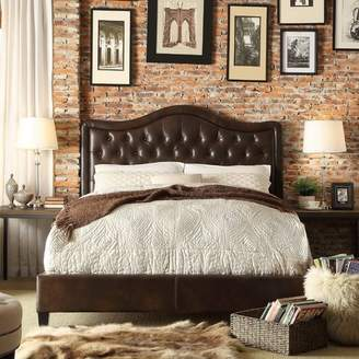 Darby Home Co Turin Upholstered Platform Bed