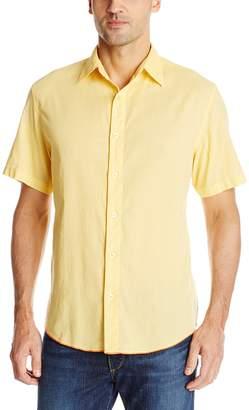 Margaritaville Men's Short Sleeve Living The Life Shirt