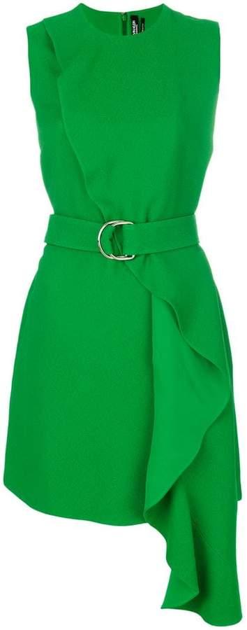 Calvin Klein 205W39nyc belted dress