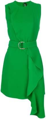 Calvin Klein belted dress