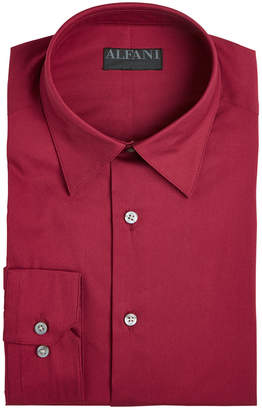 Alfani AlfaTech by Men Solid Big & Tall Dress Shirt