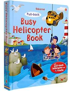 EDC Publishing Busy Helicopter Book