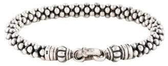 Lagos Caviar Bead Bracelet