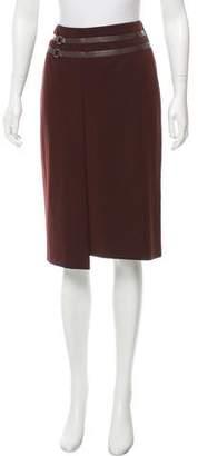Barbara Bui Knee-Length Pencil Skirt