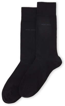 HUGO BOSS Marc Solid Crew Socks