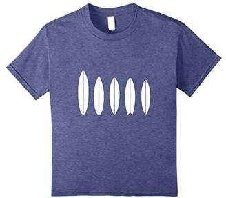 Graphic Surfboards T-Shirt