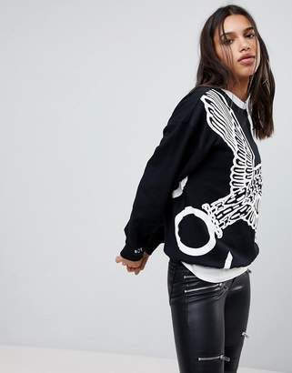 Boy London Wing Span Sweatshirt