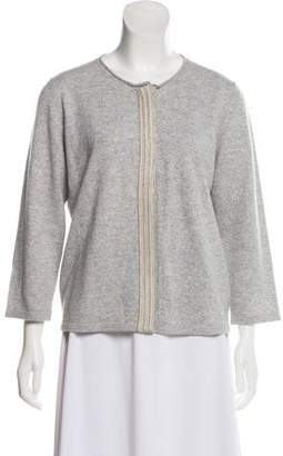 Fabiana Filippi Silk Knit Cardigan