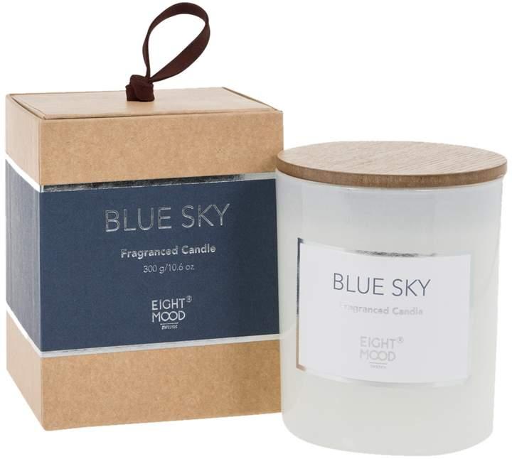 Eight Mood Blue Sky Candle (10. 6 OZ)