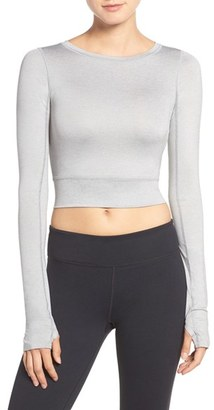 Under Armour 'Wishbone' Open Back Top $59.99 thestylecure.com
